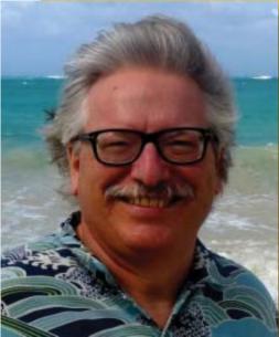 Prof. Günther Hasinger auf Hawaii